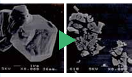 花粉・化学物質・ダニのフンなどをエアープロットが分解・除去。