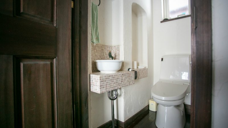 トイレの風水-南にある場合