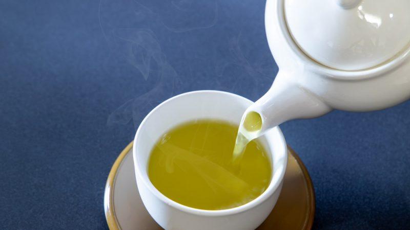 日本茶は、農薬まみれ